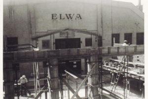 ELWA altes Firmengebäude
