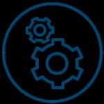 ELWA Icon für den Bereich Ersatzteile