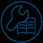 ELWA Icon für den Bereich Wartungsverträge