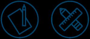 ELWA Icons Design and Production