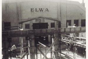 Bild der Firma ELWA am alten Standort