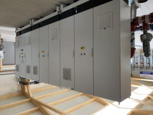 ELWA Power-to-Heat Anlage Fuchstal